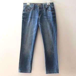 Lucky Brand | Sweet  N' Straight Ankle Jeans 28/26